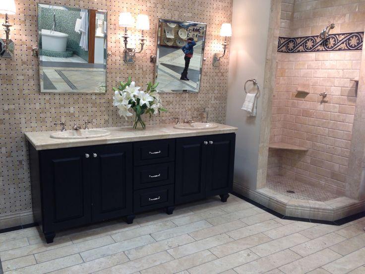 Master Bathroom Dark Cabinets 90 best master bathroom images on pinterest | bathroom ideas