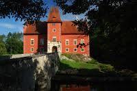 Czech Republic Červený hrádek