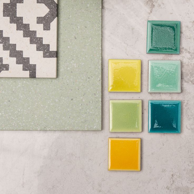 Experimenting with colours.  All of these are featured in our Richmond show- room. So hard to choose just one!!   #featuredtiles #showroom