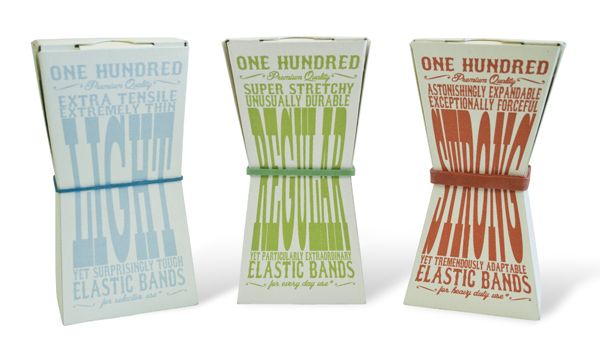 Packaging for elastic bands.  http://www.mymodernmet.com/profiles/blogs/clever-packaging-for-elastic