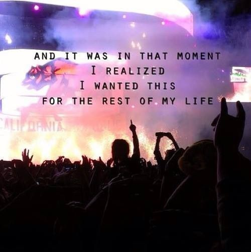 It was that moment I realized I wanted this for the rest of my life - trance <3 #asot650