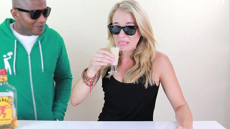 How to make a Cum Shot - Tipsy Bartender