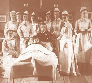 nurses | ... theoretical training for nurses that was to last more than 80 years