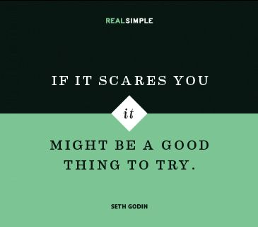 Inspirational Quote, Seth Godin