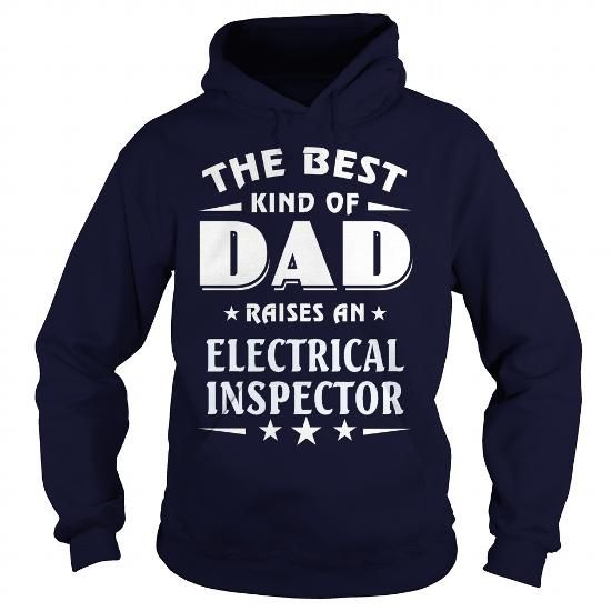 ELECTRICAL INSPECTOR T Shirts, Hoodies. Get it here ==► https://www.sunfrog.com/LifeStyle/ELECTRICAL-INSPECTOR-116037431-Navy-Blue-Hoodie.html?41382