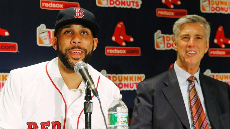 Las Grandes Ligas MLB: Medias Rojas 2016
