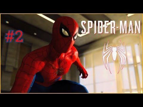 Spider Man Ps4 Maxy Long Gameplay 2 Walkthrough 1080p Hd Ps4