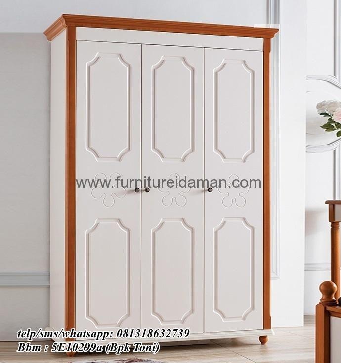 Berikut kami tawarkan untuk anda,salah satu produk andalan dari furniture idaman.com yaitu Lemari Pakaian Minimalis Duco 3 Pintu 081318632739