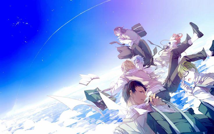 Kuroko no basuke hd wallpaper generation of miracles in their kuroko no basuke hd wallpaper generation of miracles in their school uniform kuroko no basuke pinterest kuroko and anime voltagebd Images
