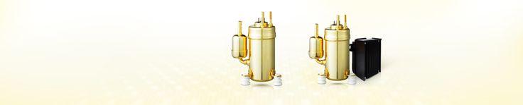 Mini Rotary Compressor