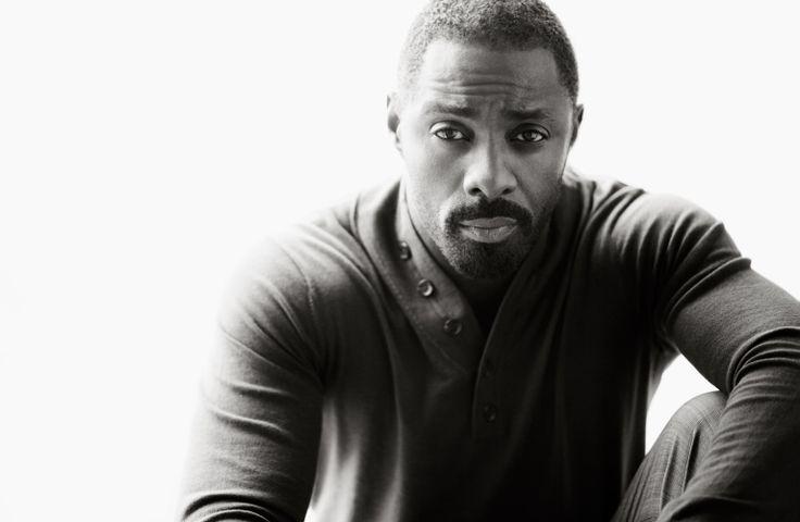Idris Elba by  Uzo Oleh