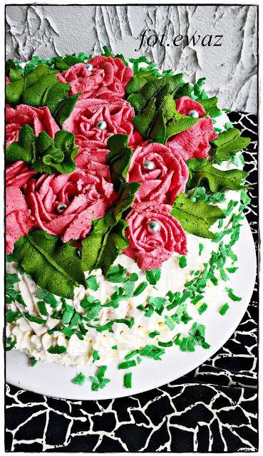 Ewa w kuchni: Tort rocznicowy