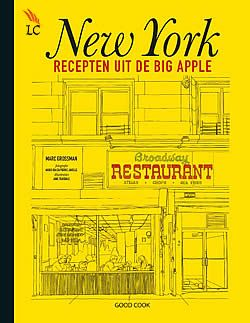 New York - recepten uit de Big Apple van Marc Grossman | ISBN:9789461430984, verschenen: 2013, aantal paginas: 272 #MarcGrossman #NewYork #bagel #cheesecake #kookboek - Zin in een bagel, een cheesecake of een matza ball soup? In het prachtige kookboek New York - recepten uit de Big Apple vind je maar liefst 130 typisch New Yorkse gerechten zoals ze in de 'Big Apple' zelf worden bereid...