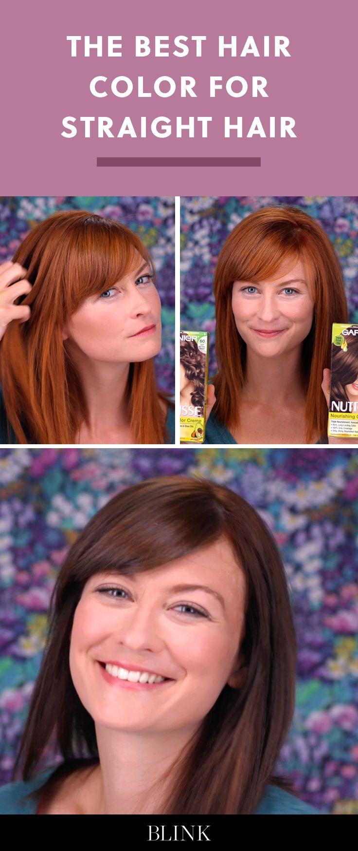 27 Best Hair Color Ideas Images On Pinterest Dip Dye Novo Lipstik Two Tone Lip Bar Original 007 The For Straight Blinkbeauty Haircolor Hairtutorials