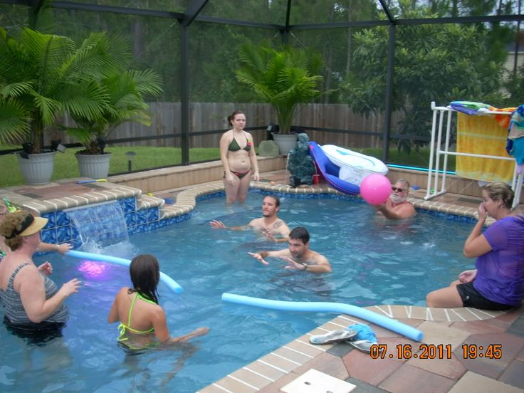 1000 images about small pools on pinterest small pools for Above ground pool decks las vegas