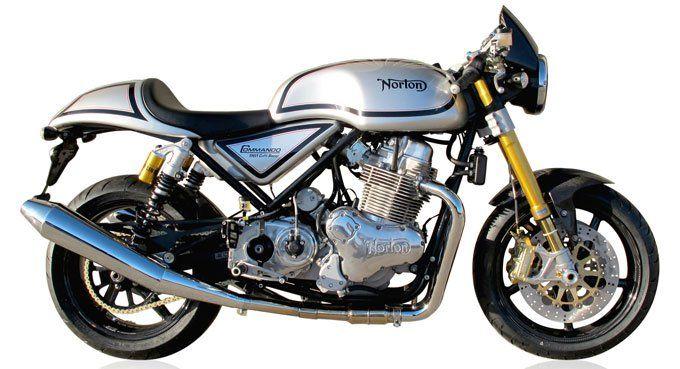 Norton Commando961 Cafe Racer
