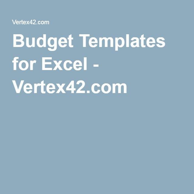 Nett Grundlegende Budgetvorlage Excel Galerie ...