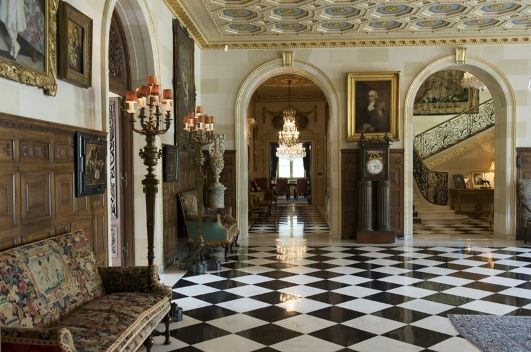 Nemours Mansion Wilmington Delaware Great Residences