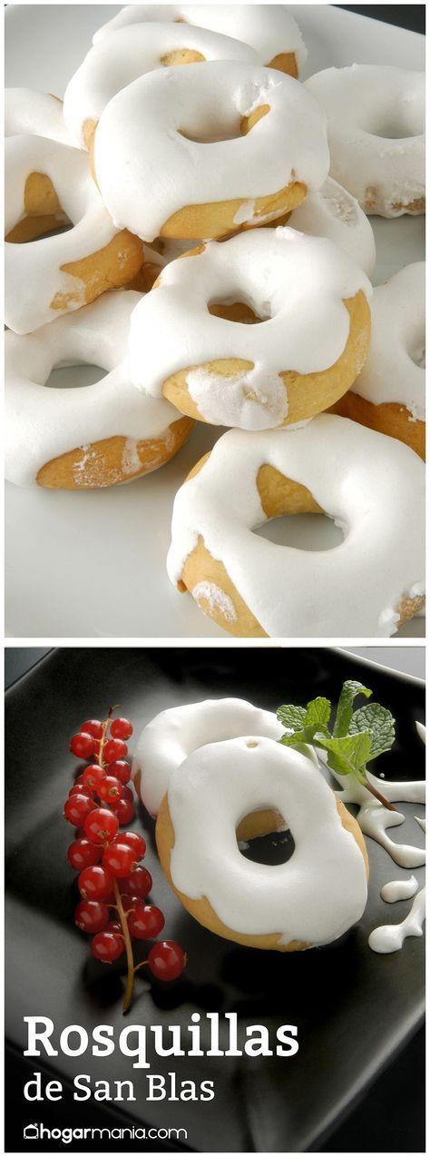 Rosquillas de San Blas - Receta de Eva Arguiñano de rosquillas de San Blas, un dulce tradicional que se consume principalmente el día de San Blas (3 de febrero).