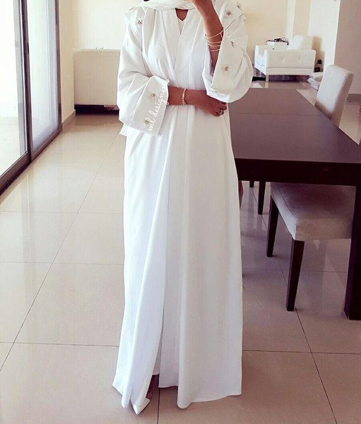 IG: ML_Designer_Emirates || Modern Abaya Fashion || IG: Beautiifulinblack