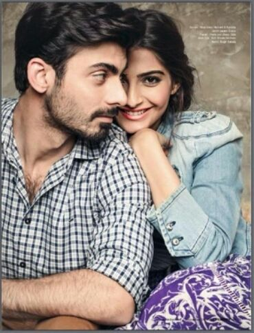 fawad khan and sonam kapoor Filmfare: well fawad for me is a style icon as well as a better actor. I liked sonam kapoor for the first time in the film khoobsurat