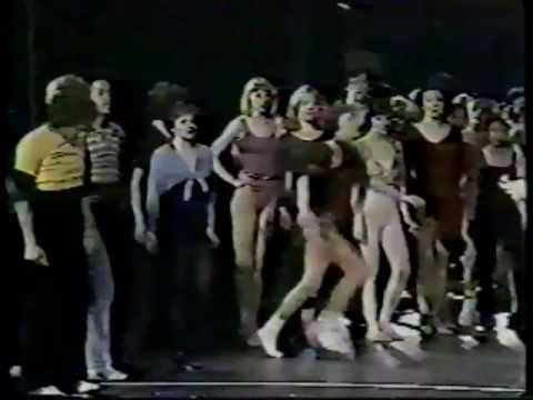 A Chorus Line 1976 Tony Awards - YouTube.   Best show ever... with the fabulous Donna McKechnie as Cassie in the red dress