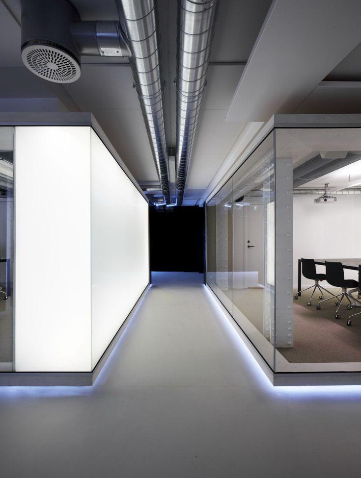 lighting design office. netlife research office u2014 eriksen skajaa arkitekter norway lighting design