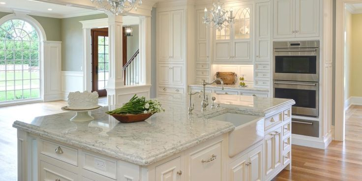 White Pearl Viatera Google Search New Kitchen Designs