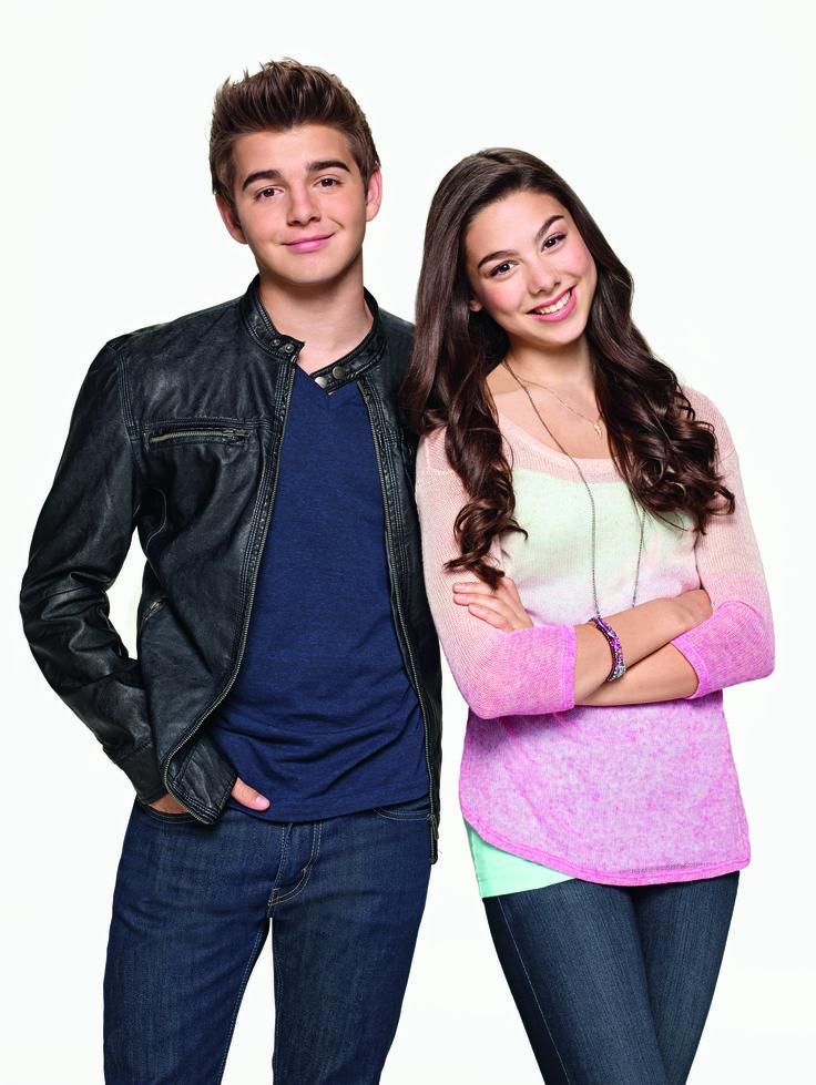 Max e Phoebe.