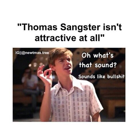 thomas sangster robbie imagines requests