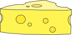 Image result for swiss cheese clipart