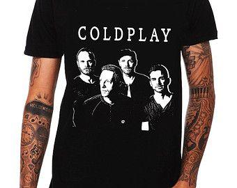 Coldplay t-shirt Chris Martin Jonny Buckland Guy Berryman Will Champion Shirt Unisex Adult Men Women Shirt  Small to 2xL