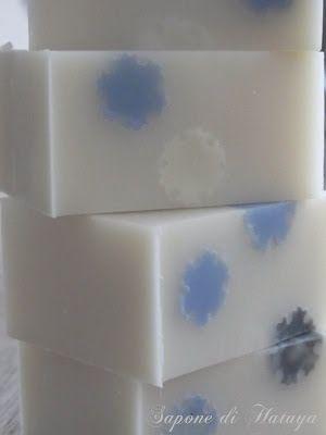 雪輪文様 Japanese snow crystal