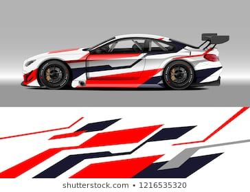 Graphic Design For Race Cars