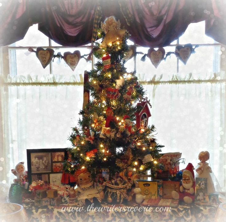8 Best Images About Toy Christmas Tree On Pinterest