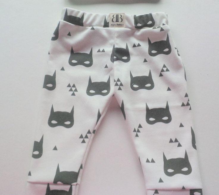 Super Hero, Baby Batman, Organic Leggings, Baby Leggings by BareBabies on Etsy https://www.etsy.com/listing/238797276/super-hero-baby-batman-organic-leggings