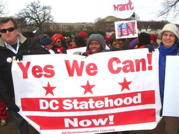 D.C. Votes Overwhelmingly To Become 51st State