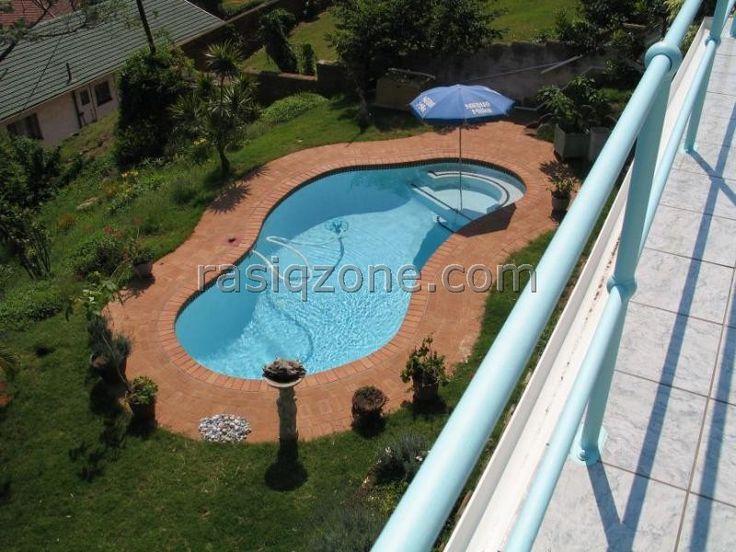 Attraktiv Minimalist Small Pool Backyard Designs