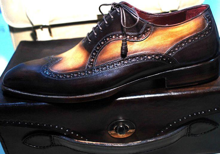 Handmade mens dress shoes scarpe SS 2015 spring Oscar William(DRAYCOTT AVE)