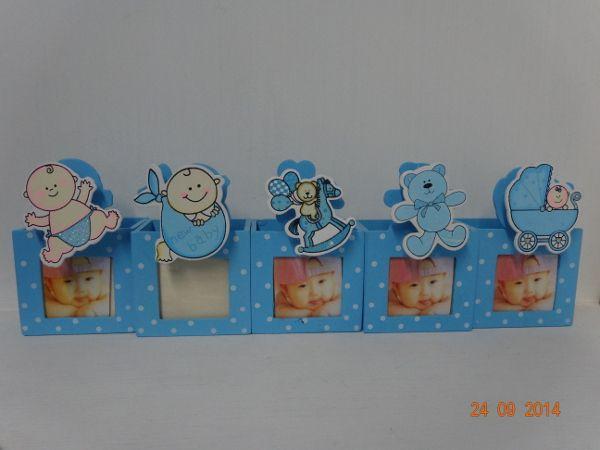 Porta lapiceros de Baby Shower para recordatorios. #RecordatoriosDeBabyShowerCali #RecordatoriosBabyShowerNino