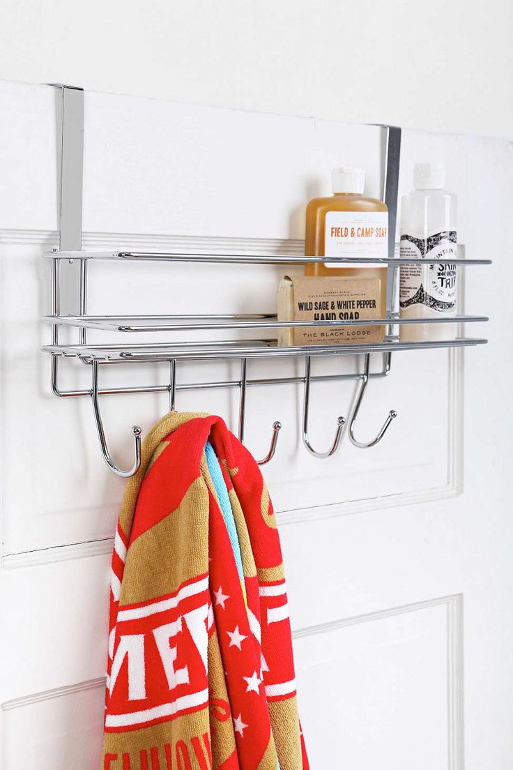 1000 Ideas About Door Hooks On Pinterest Bamboo Bathroom Accessories Fruit Holder And Wall Mount