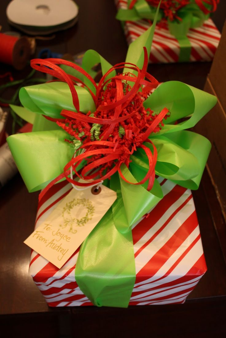 38 Best Images About Gifts Wrapping Bows On Pinterest