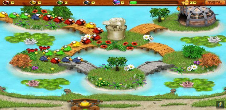 Zlikwiduj wszystkie ptaki zanim dojdą do końca mapy! Czy będziesz w stanie trafnie wystrzelić zwierzęta z procy? http://www.ubieranki.eu/gry/3802/ptasie-miasto.html