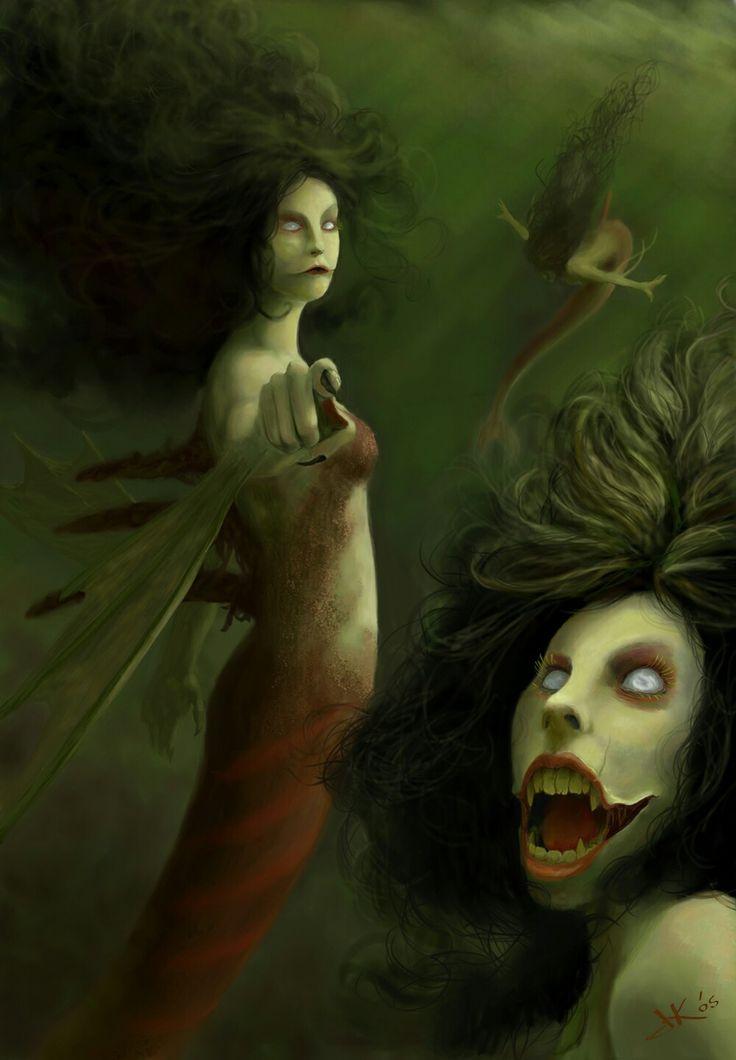 Sirenas (cuentos de terror)