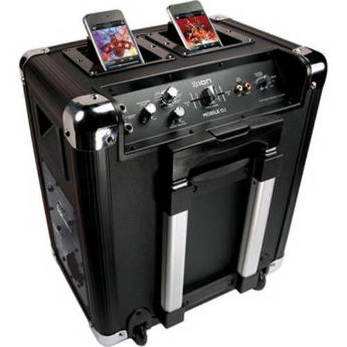 Mobile DJ Speaker for iPod/iPhone