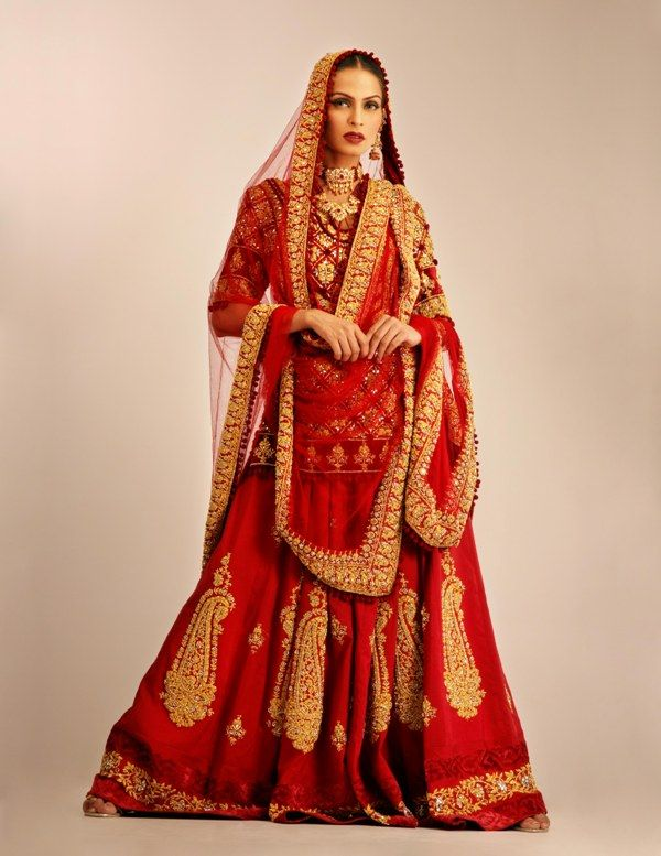 Buy this beautiful creation at 'Zarbaft' page on Facebook or go to the main FB link of this picture. <3      Indian / Pakistan Wedding / Shaadi. Lehnga / Lehenga / Sharara ♥
