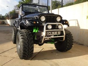 1978 Jeep CJ-7 for sale - www.classiccarsforsale.co.uk