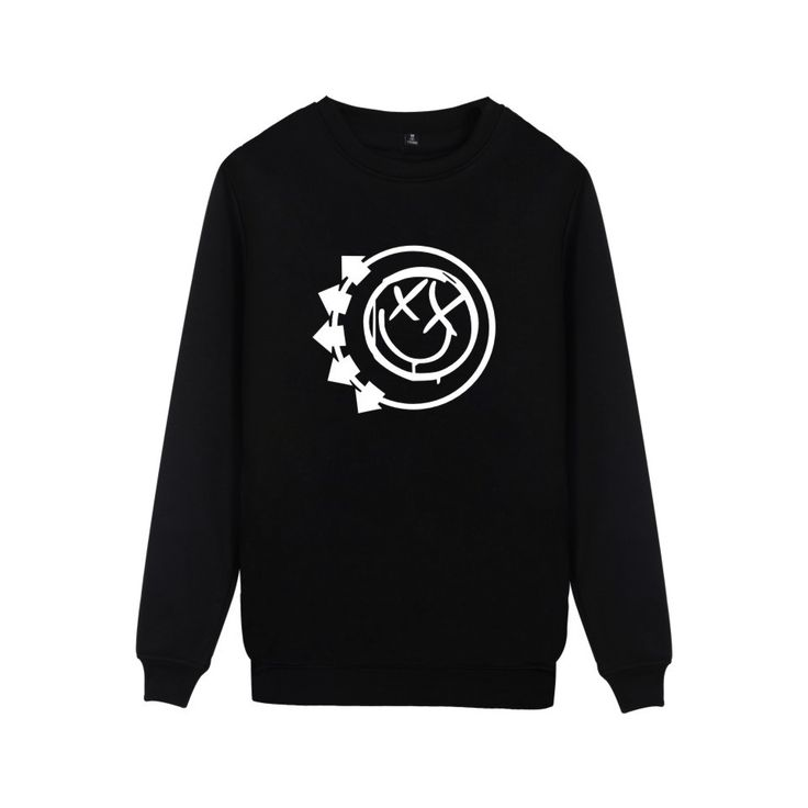 Punk Rock Band Blink-182 Sweatshirt Pullover Hoodie Popular Band Blink182 blink one eighty two Clothes Sweatshirt For Women Men #Affiliate