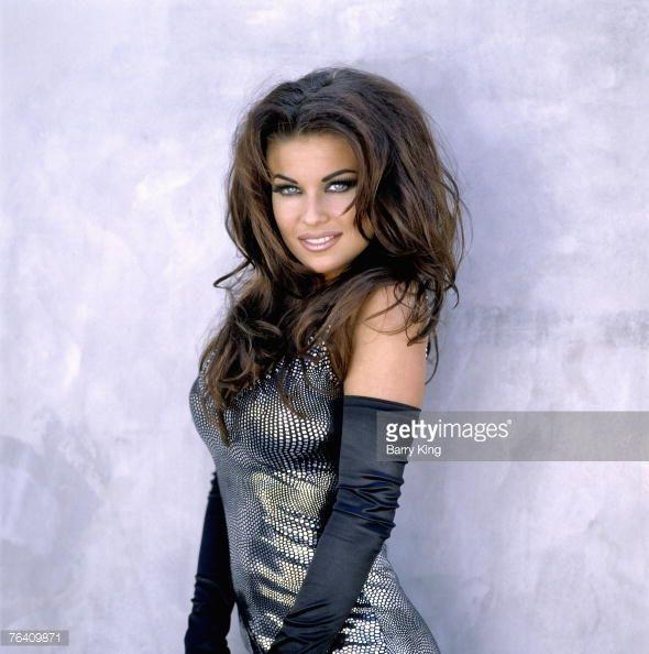 Carmen Electra Carmen Electra by Barry King Carmen Electra Self Assignment April 11 1996