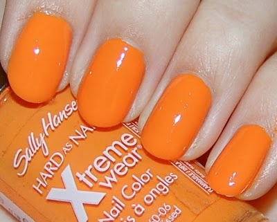 Sally Hansen Xtreme Wear: Sun Kissed